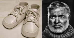 Правда ли, что Хемингуэй — автор короткого трогательного рассказа про детские ботинки?