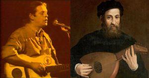 Правда ли, что песня «Город золотой» написана на музыку композитора XVI века Франческо да Милано?